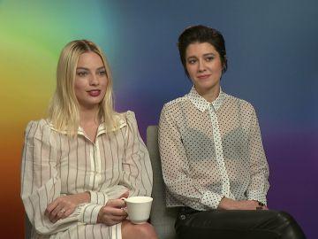 Margot Robbie y Mary Elizabeth Winstead nos hablan de 'Aves de presa'