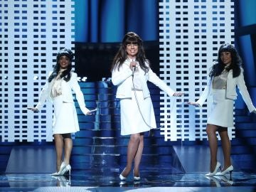 Belinda Washington brilla como The Ronettes en 'Be my baby'