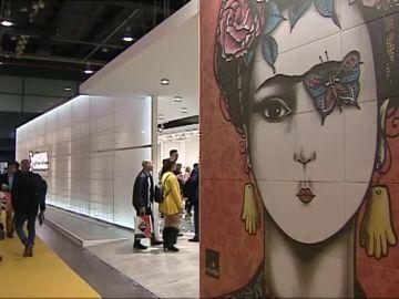 Éxito de la feria internacional de cerámica, Cevisama, como escaparate de tendencias, diseño, tecnología e innovación
