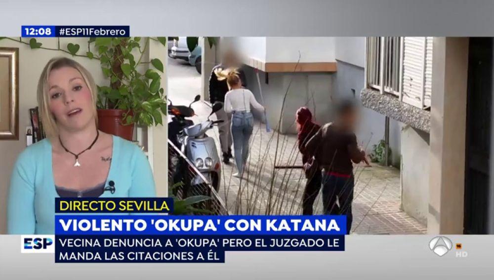 El calvario de unos vecinos de Sevilla por un okupa muy peligroso que se dedica a