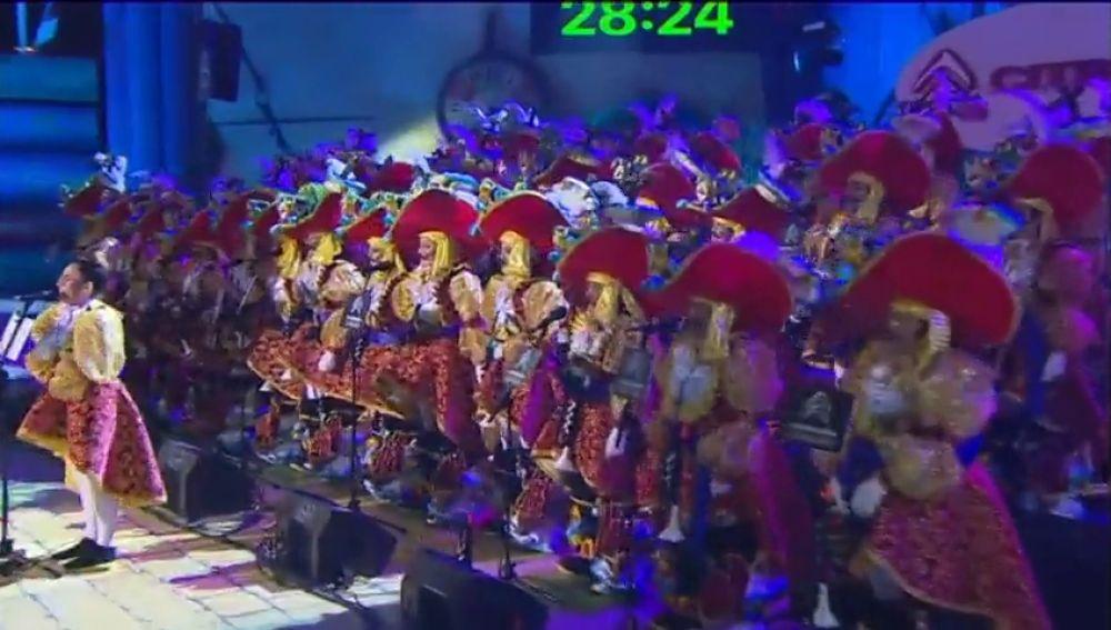 Carnaval de Las Palmas de Gran Canaria 2020: así fue la primera noche del concurso de murgas