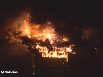 Incendio del edificio Windsor