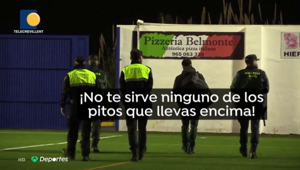 """El Crevillente Femenino denuncia los insultos machistas de un árbitro: """"¡Nenazas! Las mujeres no tendríais que jugar a esto"""""""