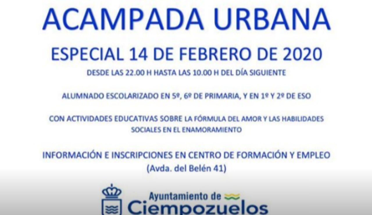 """Taller de """"fórmulas del amor"""" en Ciempozuelos"""
