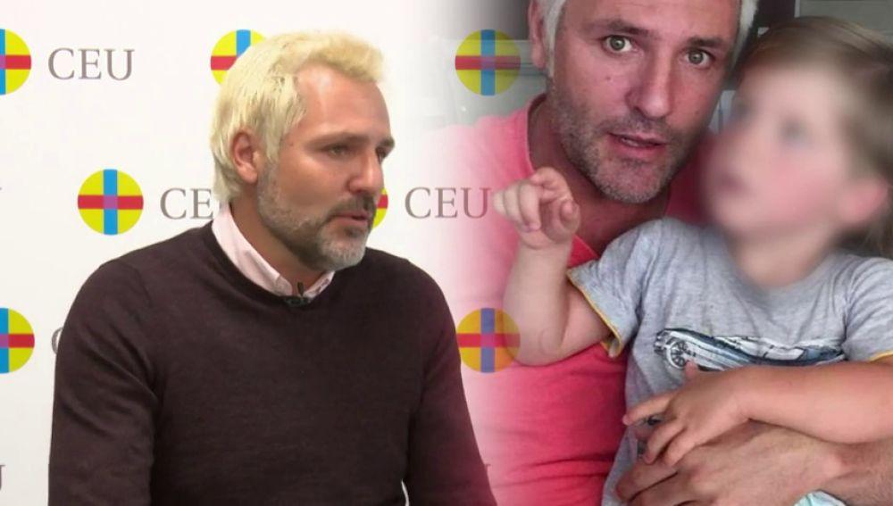 """Cañizares, sobre la muerte de su hijo Santi: """"Ser mejor persona es el mensaje que él nos dejó"""""""