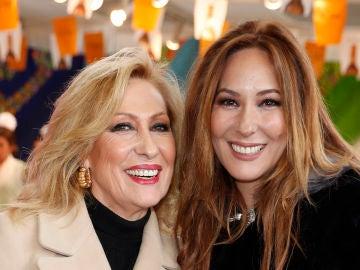 Rosario Mohedano y su madre Rosa Benito