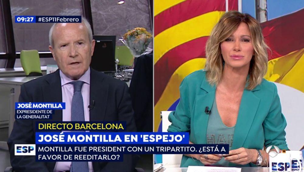 """José Montilla, sobre las elecciones catalanas: """"La decisión la tomará el señor Puigdemont cuando a él le vaya bien"""""""