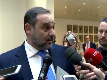 José Luis Ábalos niega al PP que se oculte por su encuentro con Delcy Rodríguez
