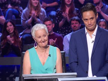 Montse, contra las fobias para conseguir los 50.000 euros de '¿Quién quiere ser millonario?'