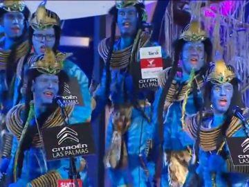 Carnaval de Las Palmas de Gran Canaria 2020: el Rey León o Avatar protagonizan la segunda fase del concurso de murgas