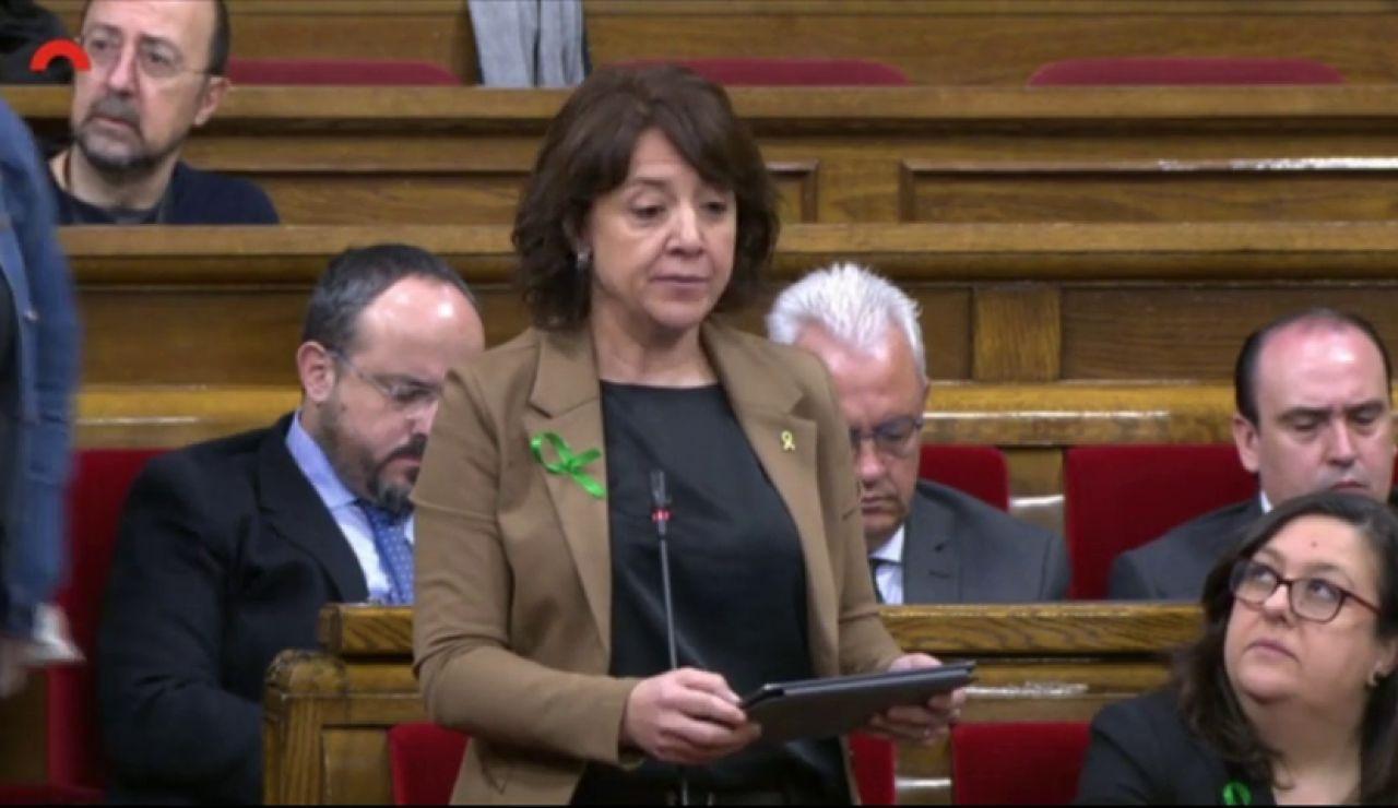 """La Generalitat anima a los catalanohablantes a seguir utilizando su idioma cuando se encuentren con alguien que tenga """"rasgos"""" de no hablarlo"""