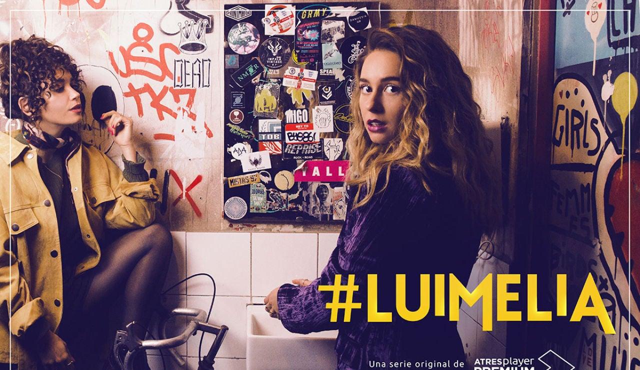 Cartel oficial #Luimelia