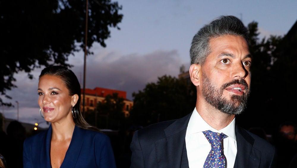 Lorena Gómez y René Ramos