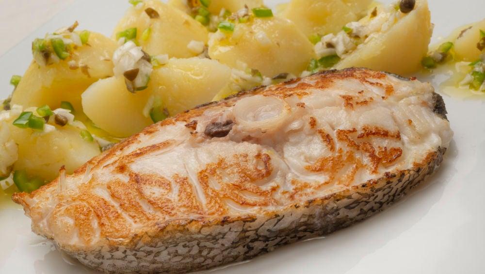 El truco para marinar el Bacalao con patatas cocidas de Karlos Arguiñano