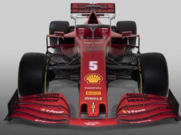 Ferrari presenta el SF1000