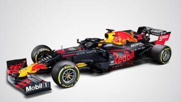 Así es el nuevo RB16 de Red Bull