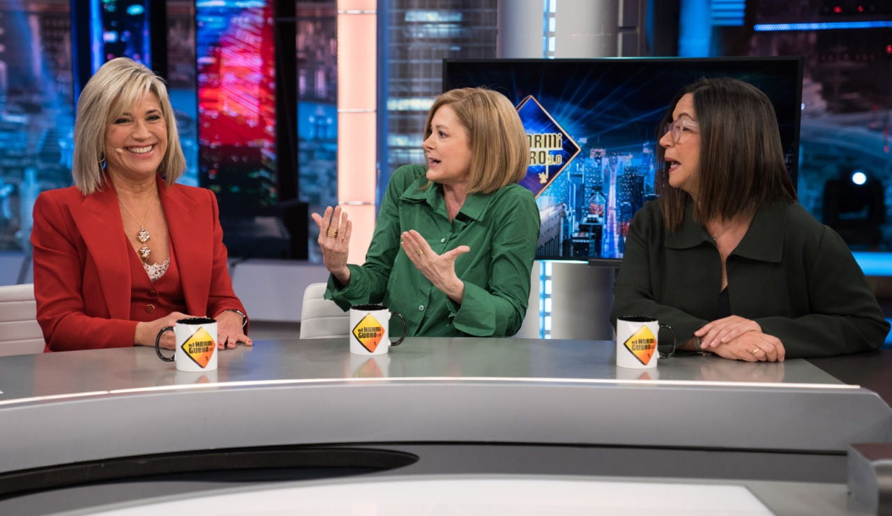 Julia Otero, Àngels Barceló y Pepa Fernández lamentan el duro horario de trabajar en la radio