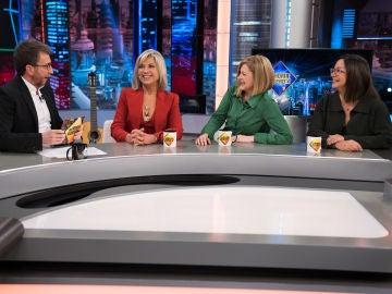 ¿Sigue existiendo la prensa seria? Julia Otero, Àngels Barceló y Pepa Fernández firmes ante su verdad