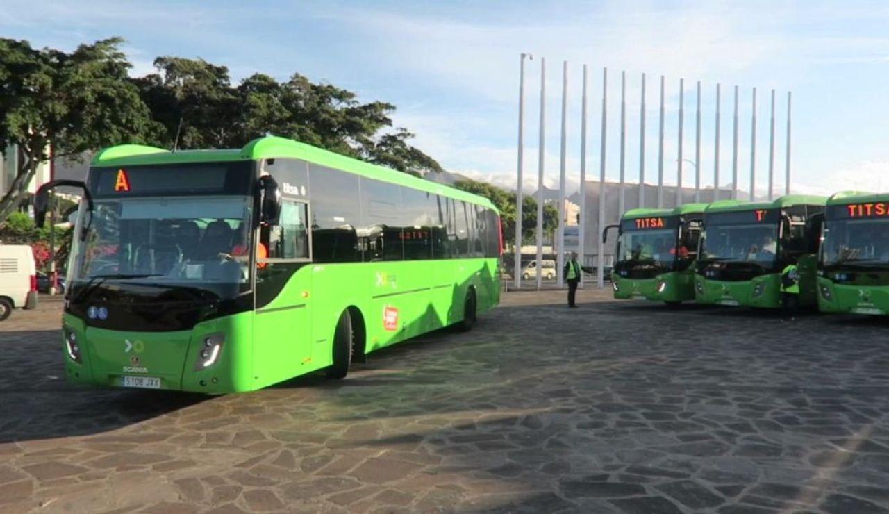 Cabalgata Carnaval Tenerife 2020: Horario de las guaguas y el tranvía en la Cabalgata anunciadora hoy