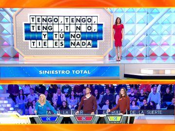 La pesadilla de los concursantes de 'La ruleta de la suerte' por no leer bien el panel