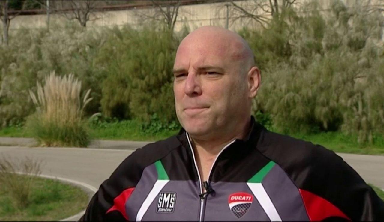 La 'segunda vida' del motorista Jordi Bonilla gracias al deporte