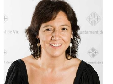 Anna Erra, alcaldesa de Vic