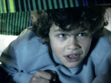 Sergio Castellanos en 'Los Protegidos'