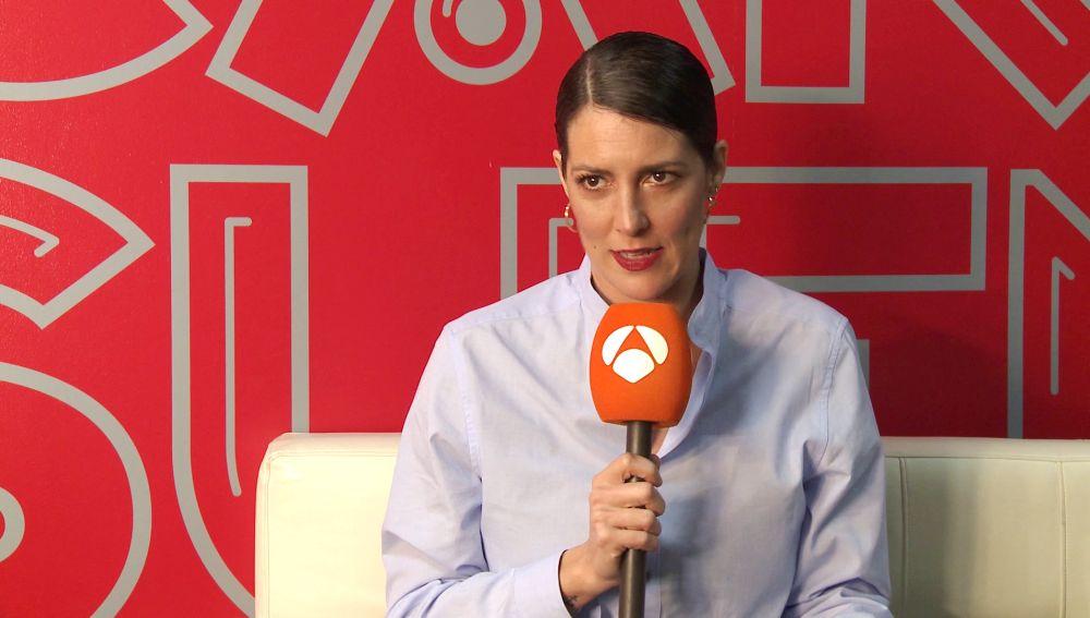 Rocío Madrid debe controlar su energía para conseguir una imitación perfecta en la sexta gala de 'Tu cara me suena'