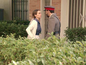 Luisita no puede más y termina diciéndole toda la verdad a Sebas