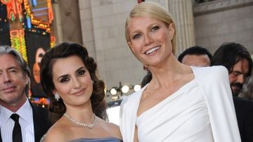 Gwyneth Paltrow y Penélope Cruz