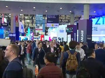 Rueda de prensa del Mobile World Congress, streaming en directo