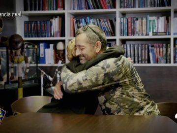 Una paciente del doctor Cavadas le sorprende en 'El Hormiguero' con un emocionante mensaje