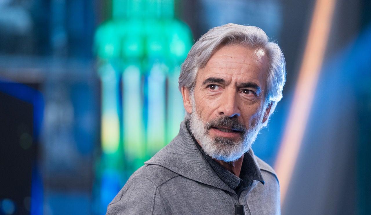Inmanol Arias destapa el plan de Antonio Resines para robarle el programa a Pablo Motos