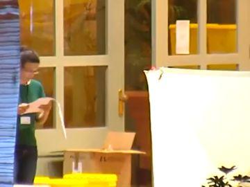 Los clientes de hotel, a la espera de un segundo análisis por coronavirus