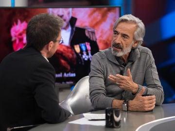 Disfruta de la entrevista completa de Imanol Arias en 'El Hormiguero 3.0'