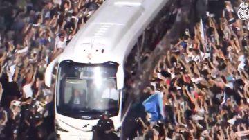 El emotivo vídeo del Real Madrid - Manchester City