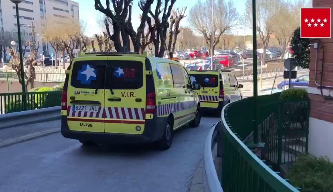 Un hombre mata a su mujer de 78 años e intenta suicidarse en Fuenlabrada (Madrid)