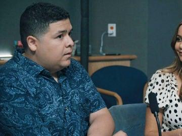 Rico Rodriguez y Sofia Vergara en 'Modern Family'