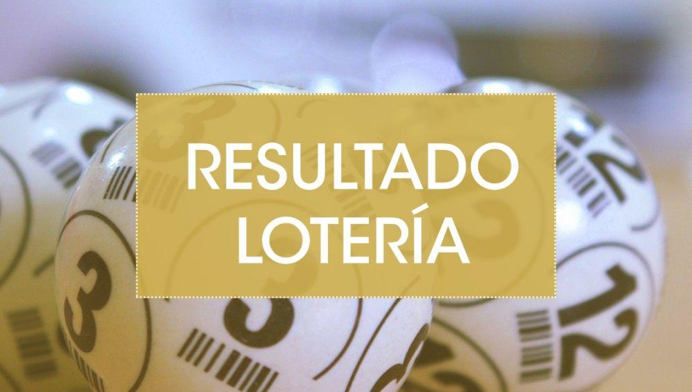 Resultado lotería hoy: Comprobar número del sorteo de hoy en directo