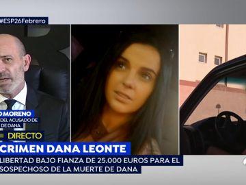 """El abogado de Sergio Ruiz, después de la libertad bajo fianza: """"Tres personas participaron en el homicidio de Dana Leonte"""""""