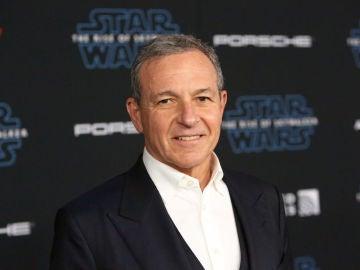 Bob Iger, el hasta ahora CEO de Disney