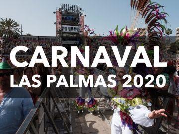 Carnaval Las Palmas 2020: Programa de los carnavales hoy jueves 27 de febrero