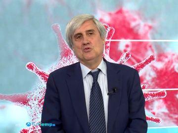 Juan José Badiola, experto en coronavirus