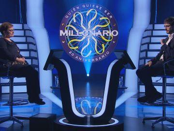 A 'cuadros': la sorpresa de Malen al ver su apuesta fallida en '¿Quién quiere ser millonario?'