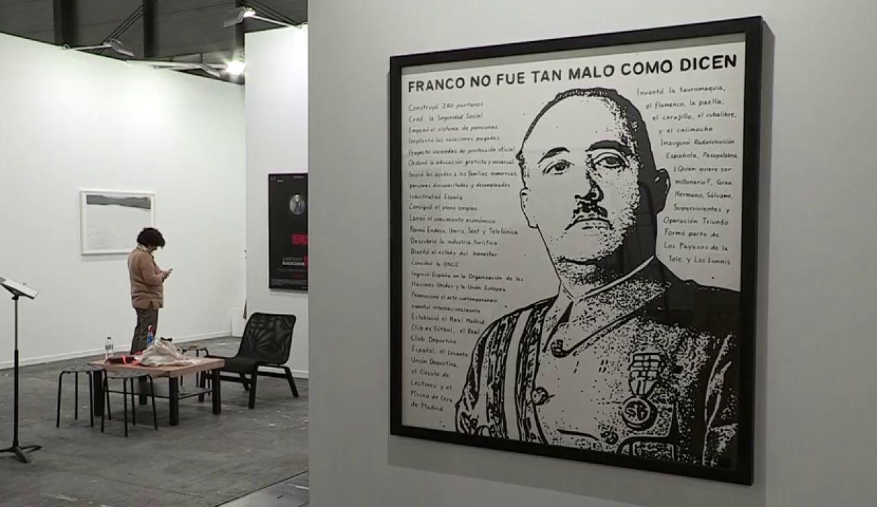 Franco vuelve a ARCO