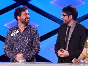 El cruel deseo de Juanra Bonet a 'Los dispersos' a punto de llegar a 100 programas de '¡Boom!'