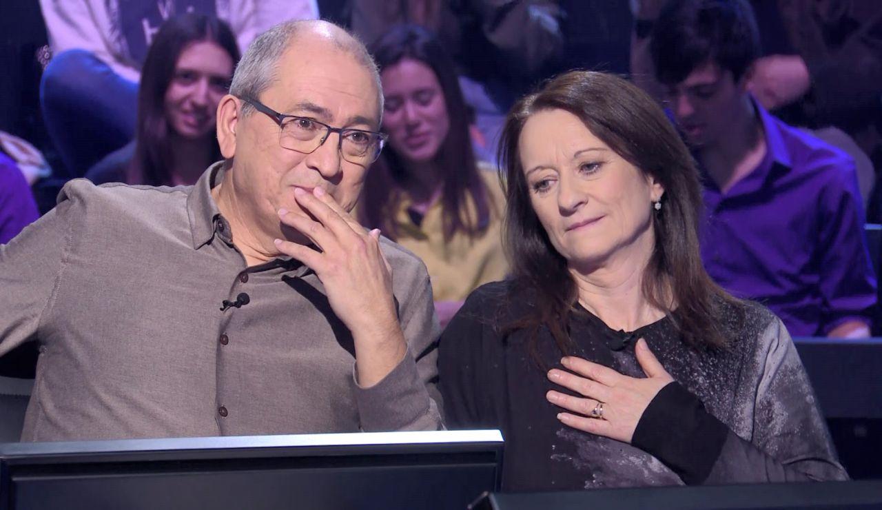 """""""Quizá luego te arrepientes"""": El dilema de Alberto Sanfrutos ante la pregunta por los 30.000 euros de '¿Quién quiere ser millonario?'"""