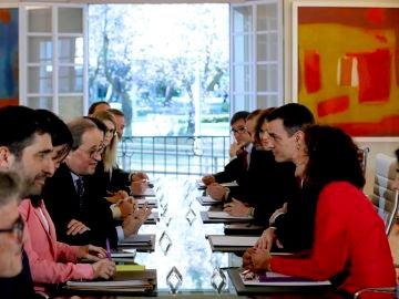 Mesa de diálogo sobre Cataluña