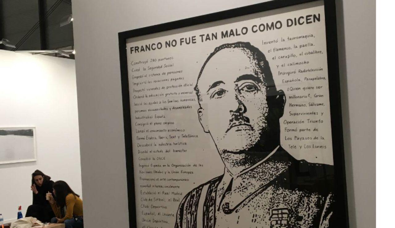 Franco, otra vez en ARCO
