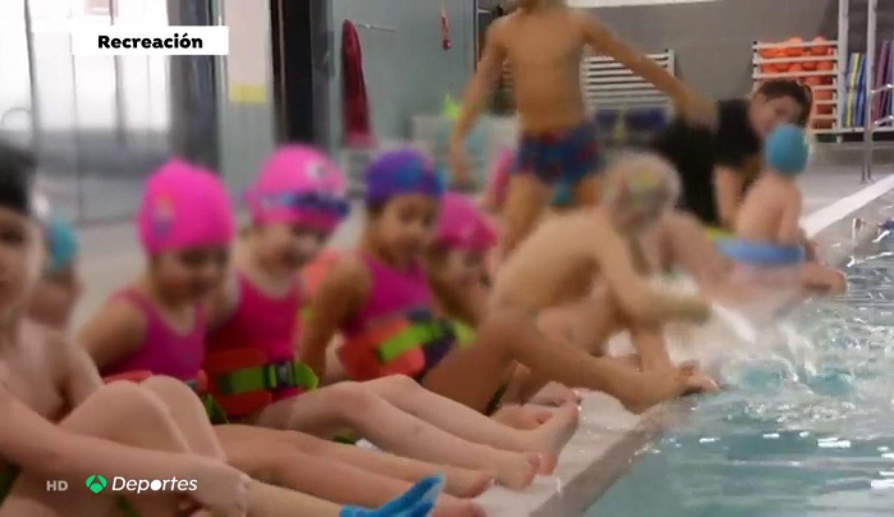 Impiden nadar en una piscina de Barcelona a unos niños italianos por miedo al coronavirus